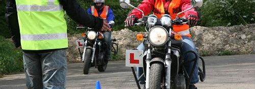 book a motorcycle test in Kings Lynn