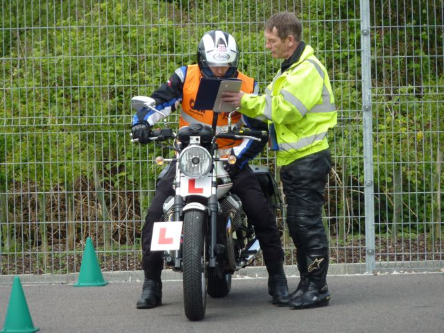 You can book your motorcycle A1, A2 or DAS test in Tottenham here