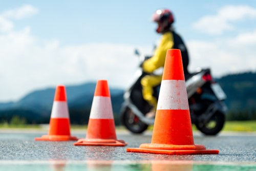 book a motorcycle test in Bircotes