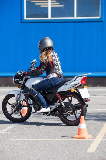 book a motorcycle test in Liverpool