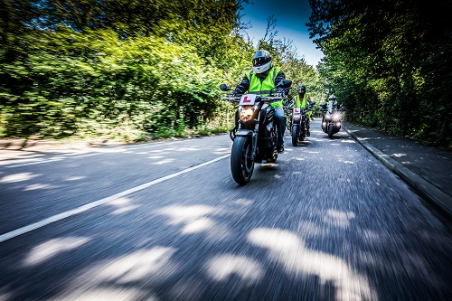book motorcycle training in Darlington