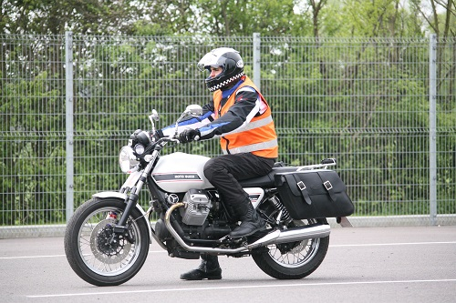 book a motorcycle test in Consett