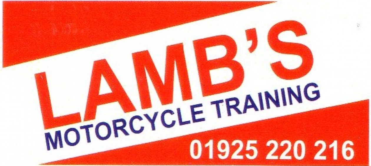 Lambs Motorcycle Training in Warrington