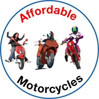 Affordable Motorcycles in Peterborough