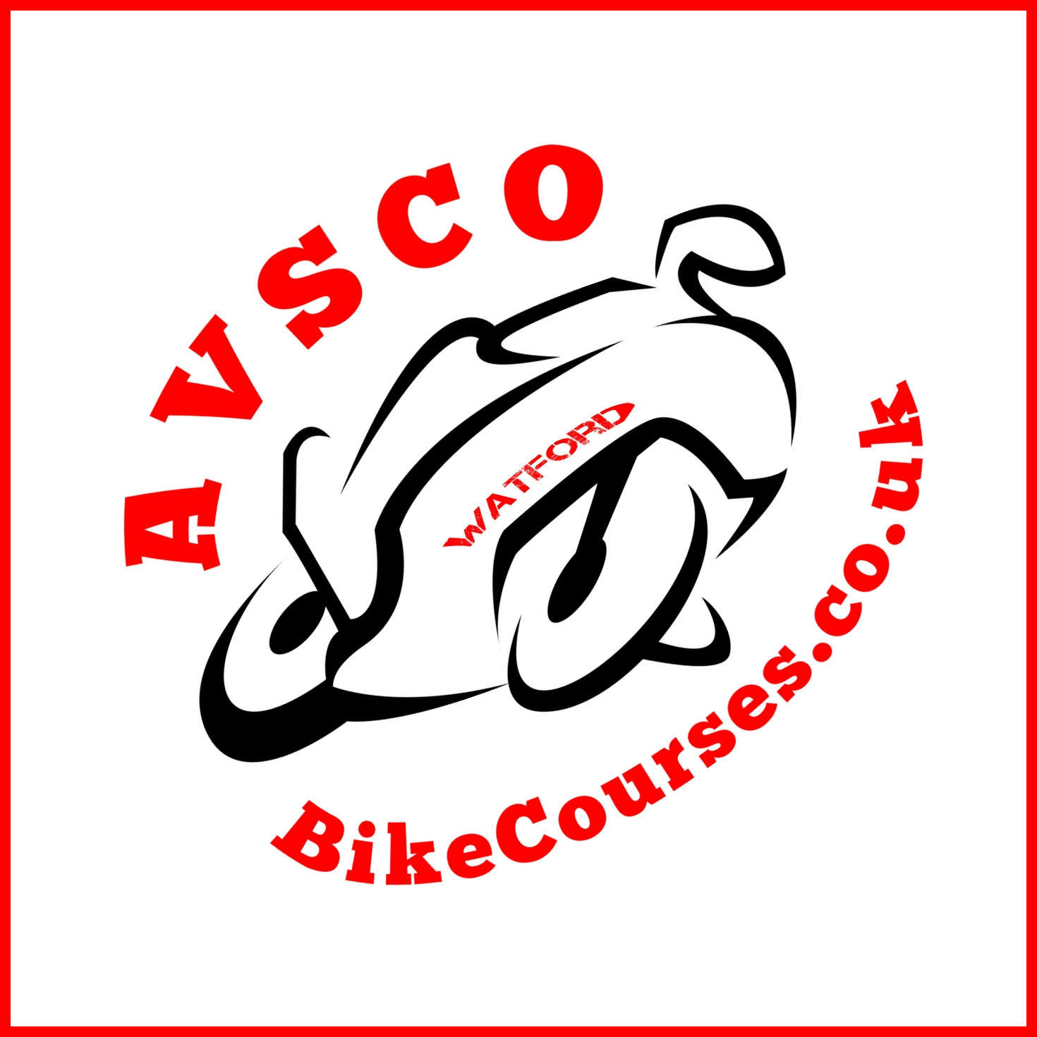 Avsco motorcycle training in Watford